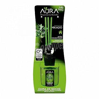 Aura Ambientador varillas dama de noche 30 ml