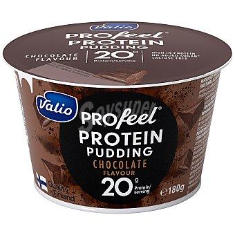 Valio Profeel pudding de chocolate con proteínas Vaso 180 gr