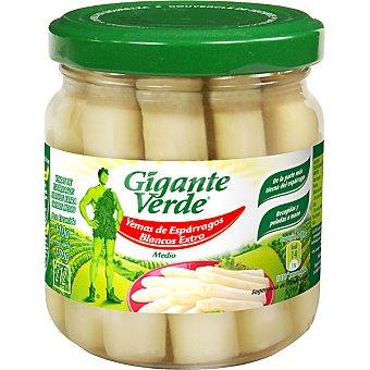 Gigante Verde Yema blanca de espárrago Tarro 110 g
