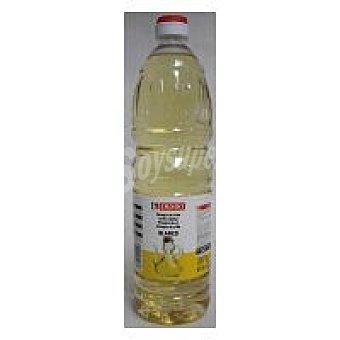 Eroski Vinagre blanco Botella 1 litro
