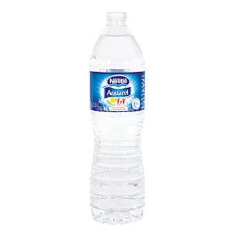 Aquarel Nestlé Agua mineral natural Botella 1,5 litros