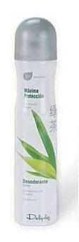 Deliplus Desodorante spray piel normal te verde (tapon gris) Bote 200 cc
