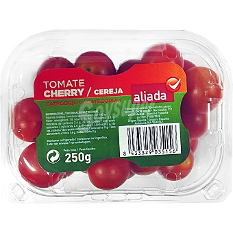 Aliada Tomate cherry Tarrina 250 g