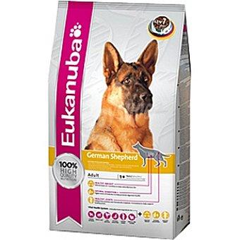 EUKANUBA PASTOR ALEMAN Alimento completo para perros adultos de raza pastor alemán Bolsa 12 kg