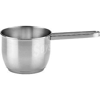 CASACTUAL Pote de acero inoxidable para induccion 14 cm