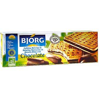 Bjorg Galletas rellenas de chocolate Envase 225 g