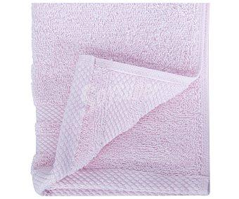Actuel Toalla para tocador 100% algodón color rosa, densidad de 500 gramos/metro², 30x50 centímetros 1 unidad