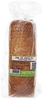 Ketterer Pan de espelta Paquete 450 g