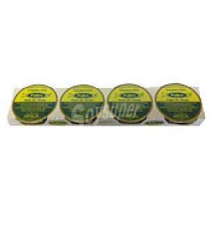 Barrero Paté de atún Pack de 4x22 g