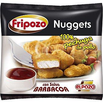 Fripozo Nuggets de pollo con salsa barbacoa estuche 300 g estuche 300 g