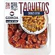 Taquitos de chorizo Bandeja 75 g Goikoa