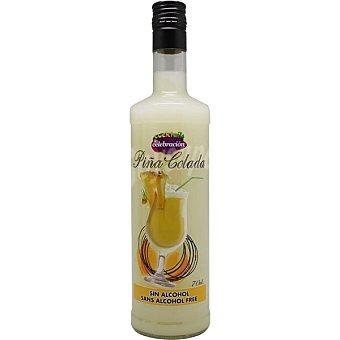 Espadafor Piña colada coktails sin alcohol Botella 75 cl