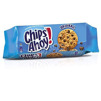 Chips Ahoy Galletas con pepitas de chocolate Paquete 128 g