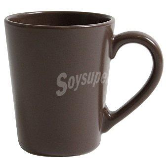 IPECK Maitre Jarra Mug de gres en color chocolate 1 unidad
