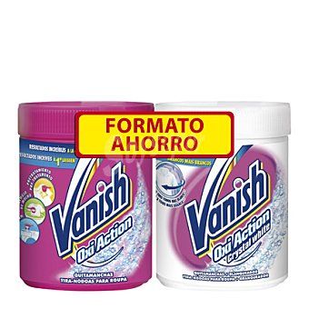 Vanish-OxiAction Quitamanchas Oxi Action color y blanco 1 kg