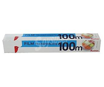 Auchan Film transparente Rollo 100 m