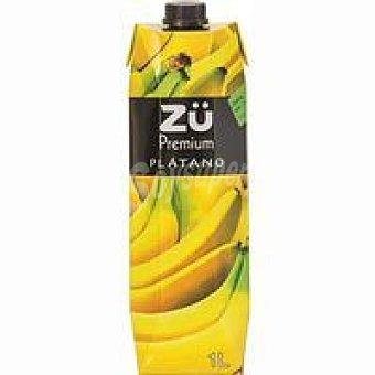 Zü Premium Concentrado plátano 1l