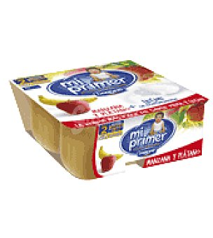 Danone Mi Primer Danone Frutalia Pack de 4x100 g