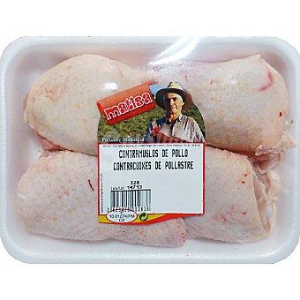 Matisa Contramuslos de pollo mallorquín 4 unidades peso aproximado bandeja 600 g 4 unidades