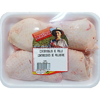 Matisa Contramuslos de pollo mallorquin 4 unidades peso aproximado bandeja 600 g 4 unidades