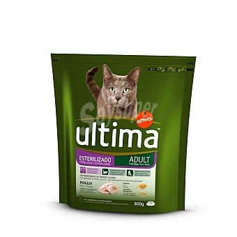 Ultima Affinity Alimento para gato esterilizado 800gr