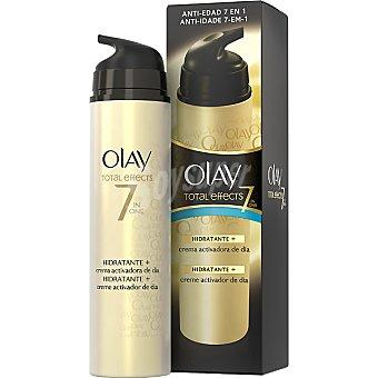Olay Total Effects 7 en 1 crema activadora de día hidratante dosificador 50 ml Dosificador 50 ml