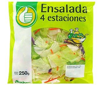 Productos Económicos Alcampo Ensalada 4 estaciones 250 gramos