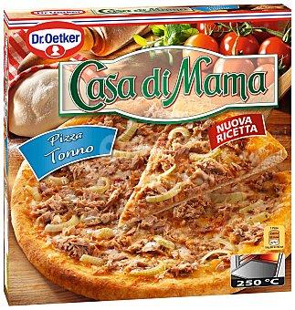Dr. Oetker Pizza Casa Mama de atún Caja 420 g