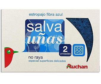 Auchan Salvauñas con Esponja 2 Unidades