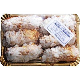 Dulces Santa Clara Lenguas de almendra Envase 12 unidades