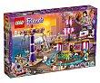 Juego de construcciónes Muelle de la Diversión de Heartlake City con 1251 piezas, Friends 41375 lego  LEGO Friends