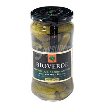 Rioverde Pepinillos sabor anchoa Tarro 180 g