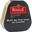 Bloc de foie gras de pato Lata 75 g Rougie