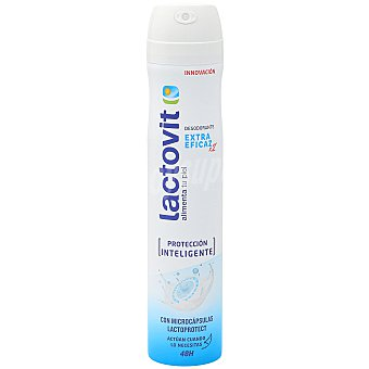 Lactovit Desodorante Spray de 200 ml