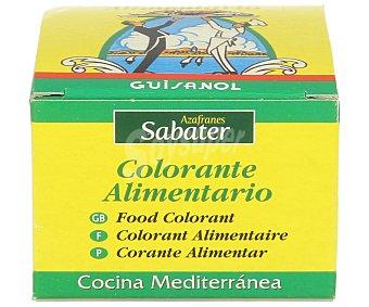 Sabater Colorante alimentario 45 gramos