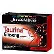Taurina ginseng en comprimidos efervescentes 30 ud Juvamine