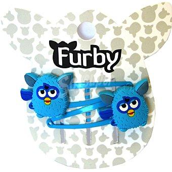 FURBY rana para el pelo animado blister  2 unidades