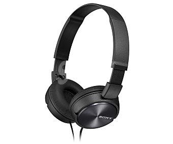 SONY MDRZX310APB Auricular tipo diadema con cable, color negro