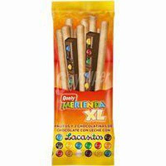 Lacasitos Lacasa Merienda XL palitos con chocolate quely Bolsa 94 g