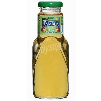 Lambda Zumo de manzana ecologico botella 250 ml Botella 250 ml