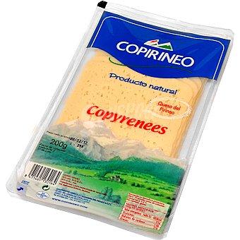 Copirineo Queso copyrenees en lonchas Bandeja 200 g