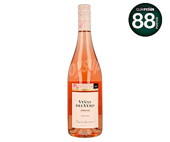 Viñas del Vero Vino rosado pinot noir con denominación de origen Somontano Botella de 75 cl