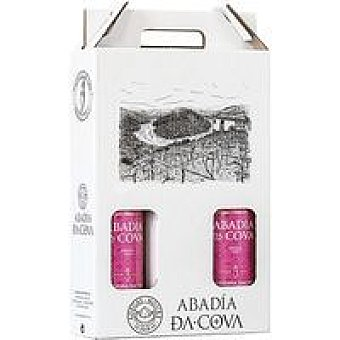 Abadía da Cova Vino tinto mencia DO Ribeira Sacra Pack 3 x 75 cl