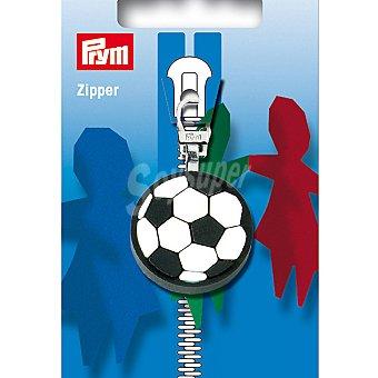 Prym Tirador con balon de futbol para cremallera