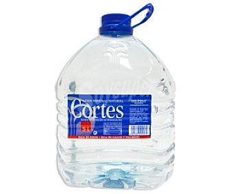 CORTES Agua Mineral 5 Llitros
