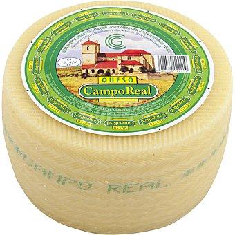 Campo Real Queso semicurado mezcla  3 kg (peso aproximado pieza)