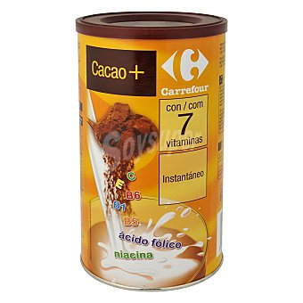 Carrefour Cacao instantáneo plus 600 g