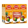 Zumo fruta+leche Tropical pack de 6x200 ml Juver