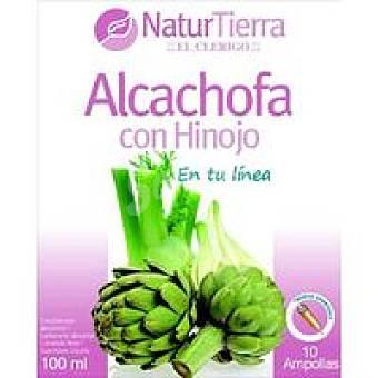 NATURTIERRA Alcachofa con hinojo 100 ml