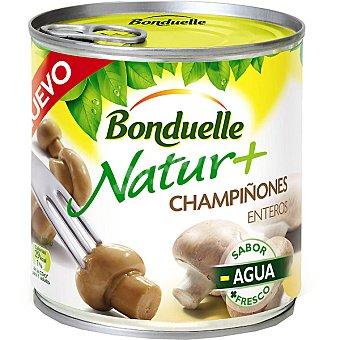 Bonduelle Natur + Champiñones enteros Lata 230 g neto escurrido